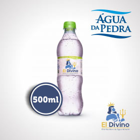 500 ML DA PEDRA COM GAS
